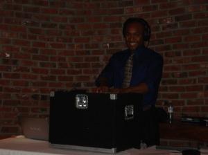 Seattle aree DJ Darian Burton